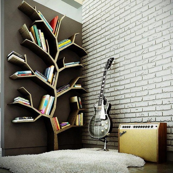 bookshelves 14 - Funky Bookshelves