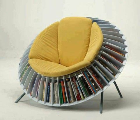 Chairs-bookcase-for-readers