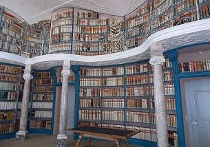 Abbey-library-of-Einsiedeln
