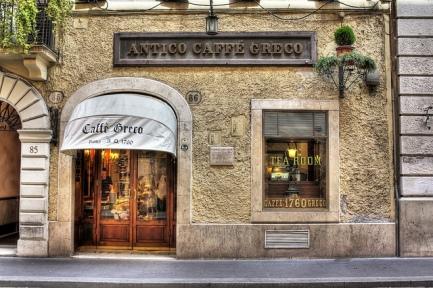 Caffè Greco (Rome, Italy)