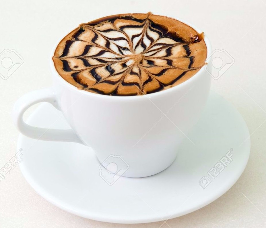 4091536-late-coffee-with-chocolate-latte-coffee-with-white-chocolate-Stock-Photo