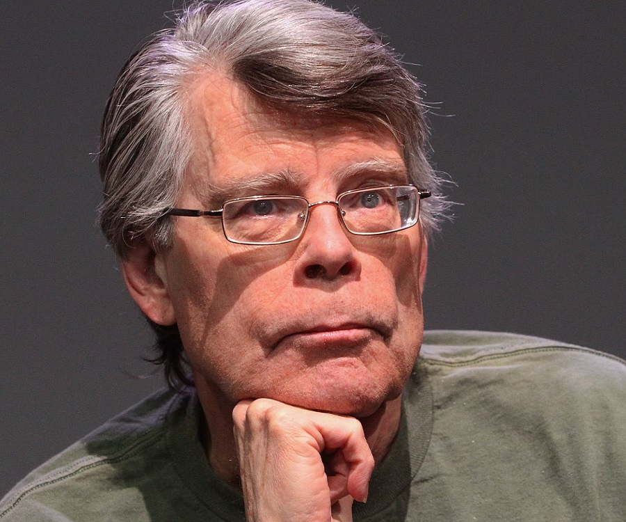 On Meeting Stephen King