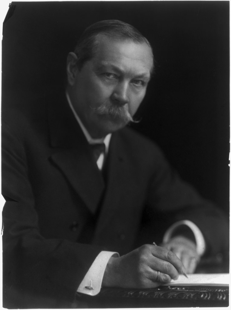 Accolades for Arthur Conan Doyle