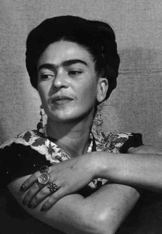 The Formidable Frida Kahlo